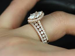 double halo marquise engagement ring google search ring