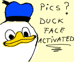 Duck Face Meme - rqzorwbsb1 12 png