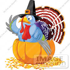 royalty free rf clip illustration of a thanksgiving
