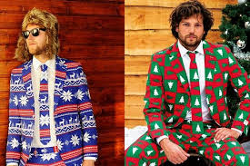christmas suit christmas suits sell out from opposuit manchester evening news