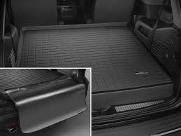 ford edge accessories 2015 ford edge weathertech custom cargo liners cargo mat
