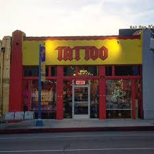 filming location for l a ink high voltage tattoo in hollywood