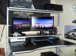 Best Gaming Pc Desk Gaming Pc Desk Best Gaming Computer Desk Signin Works