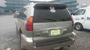 lexus gx470 used for sale extremely neat full option lexus gx470 for sale just 1yrs used