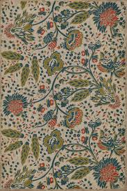 Family Garden Williamsburg Friday Family Friendly Find Vintage Vinyl Floorcloths From