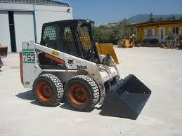 bobcat 753 used skid steer loader for sale by olm 90 srl