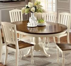 cottage dining room sets furniture of america cm3216ot harrisburg transitional cottage