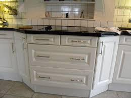 meuble cuisine sans poign馥 poign馥 de porte de cuisine inox 100 images poignées de