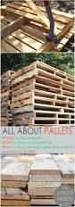 Wood Pallet Furniture Best 25 Pallet Furniture Ideas Only On Pinterest Wood Pallet