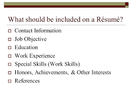 Should References Be Included On A Resume Should References Be Included On A Resume Resume Ideas