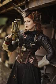 steampunk fashion women