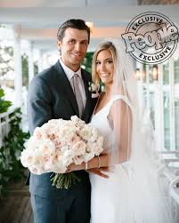 wedding in the bachelor s bischoff is married