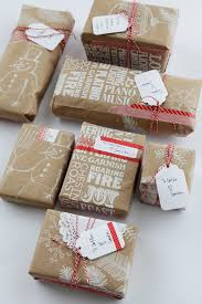 recycled christmas wrapping paper ethical gift guide wrapping the note passer