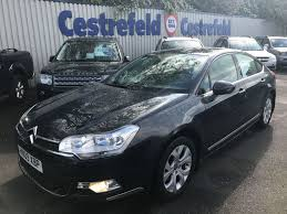 used citroen c5 exclusive for sale motors co uk