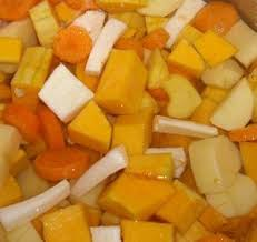 cuisiner les butternuts soupe à la courge butternut et au panais recette ptitchef