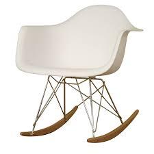 mid century modern rocking chair modern chair design ideas 2017