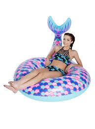 Mermaid Tail Pool Float