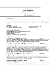 Professional Engineer Resume Examples Clean Project Engineer Resume Template