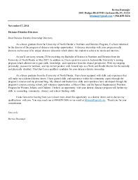 2016 internship cover letter sample recentresumes com
