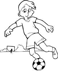 foot 3 coloriage football coloriages pour enfants