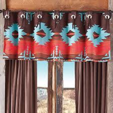 Horse Kitchen Curtains Western Curtains And Window Treatment Lone Star Western Décor