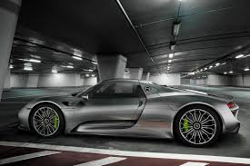 porsche spyder man steals porsche 918 spyder from showroom for a joy ride