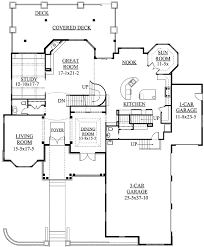 plan 9523rw handsome traditional home plan with sunroom