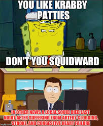 You Like Krabby Patties Meme - what if crop circles are alien memes