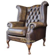 Leather High Back Armchair Leather High Back Chairs Uk Thesecretconsul Com