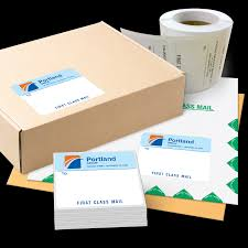 mailing labels on a roll custom labels mines press