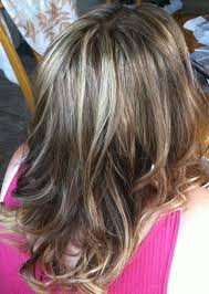 coloring gray hair with highlights hair highlights for blonde highlights for gray hair idea nice highlights for growing