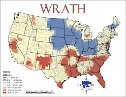 map usa bible belt bible belt has most sinners research suggests how sinful is your