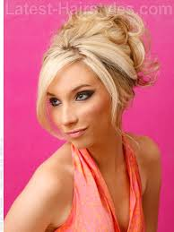 front view of side swept hairstyles side swept bangs 40 ideas that are hot right now updated 2017