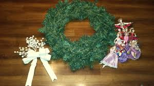 gingerbread wreath the enchanted manor