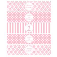 printable birthday party supplies and decorations all page 18