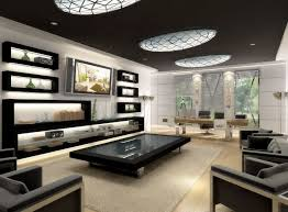 homes with modern interiors decorate modern home glamorous futuristic 3d objects to decorate