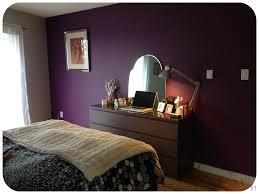 aubergine paint in the bedroom u2013 fox on an island