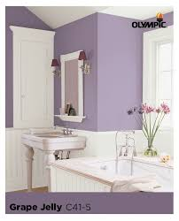 Painting Ideas For Bathroom Colors Best 20 Purple Bathroom Paint Ideas On Pinterest Purple