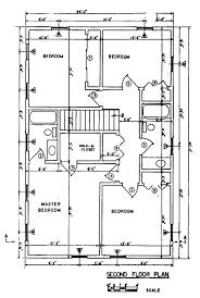 Colonial Farmhouse Plans by Floor Plan House U2013 Laferida Com