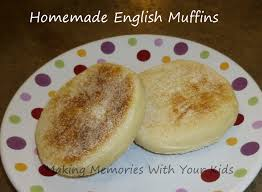 Can You Use Regular Flour In A Bread Machine Homemade English Muffins In A Bread Machine Making Memories