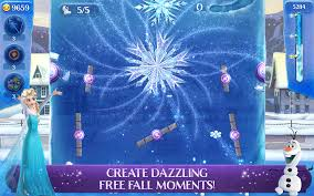 frozen free fall icy shot android apps google play