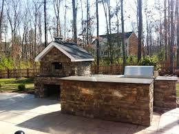 Pizza Oven Fireplace Combo by Best Outdoor Pizza Ovens Plans U2014 Jen U0026 Joes Design
