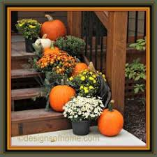 Outdoor Decorations For Fall - 22 fall front porch ideas veranda front porches porch and fall