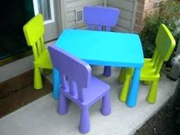kids plastic table and chairs ikea kids table and chairs thepoultrykeeper club intended for idea 6