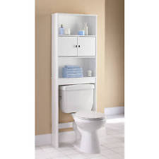 Bathroom Storage Cabinet Over Toilet by Over The Toilet Storage Ebay