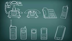 design pictures the evolution of cell phone design between 1983 2009 webdesigner
