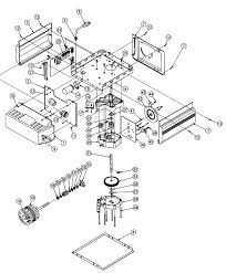 Legacy Overhead Door Garage Door Opener Circuit Diagram Wiring Diagram Components