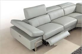 Grey Leather Recliner Contemporary Leather Recliner Sofa Design Centerfieldbar Com