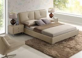 Bed Frames Harvey Norman Delta King Leather Bed Frame Mocha Harvey Norman Singapore