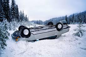 wrecked car transparent single car accident insurance claim